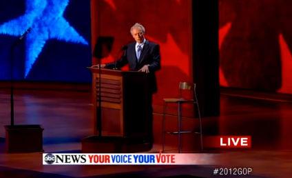 President Obama on Clint Eastwood: Big Fan!