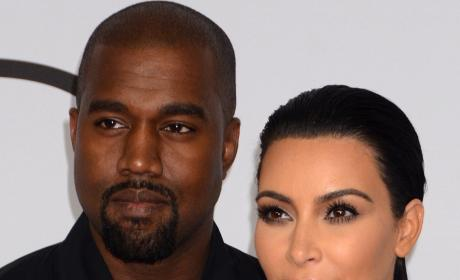 Kim Kardashian Baby Name: Revealed! (According to Ridiculous Tabloid Report)