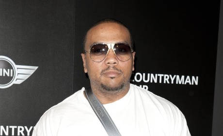 Timbaland & Monique Idlett: Married!