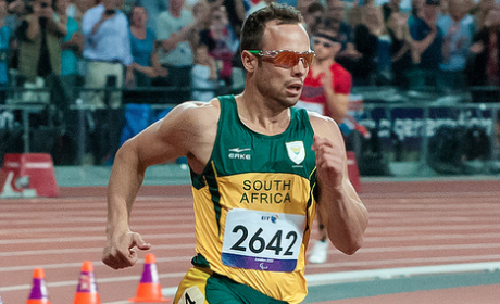 Oscar Pistorius Charged With Murder; Olympic Star Allegedly Killed Girlfriend Reeva Steenkamp