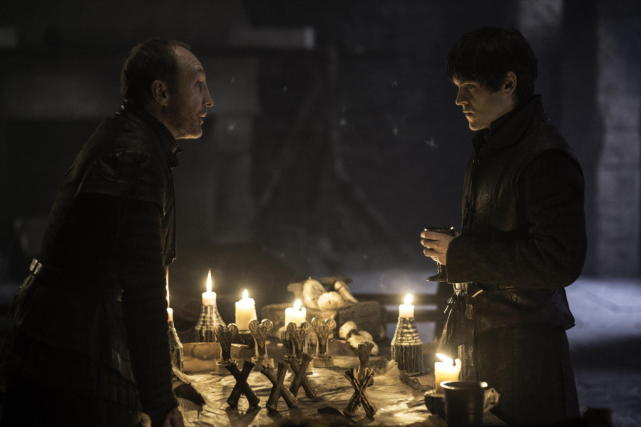 Ramsay and roose bolton