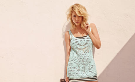 Ashey Benson H&M Photo