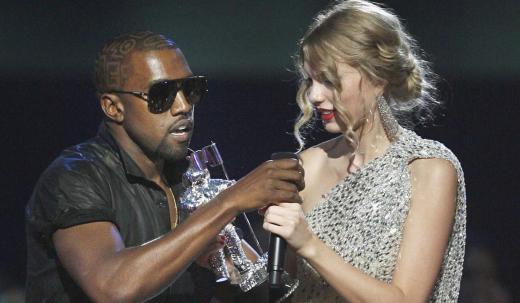 Kanye v. Taylor