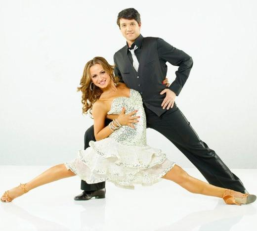 Ralph on Dancing With the Stars