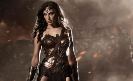 Gal Gadot as Wonder Woman: First Look!