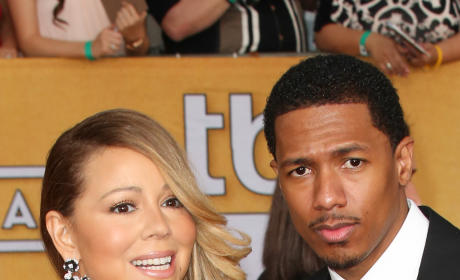 Mariah Carey Falls Apart Without Nick Cannon; Singer Drinks Wine From Soda Cans to Hide Her Boozing, Source Says