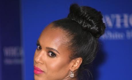 Kerry Washington Rules!