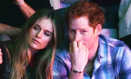 Cressida Bonas Dumps Prince Harry, Royal Source Confirms ... Is It Over For Good?
