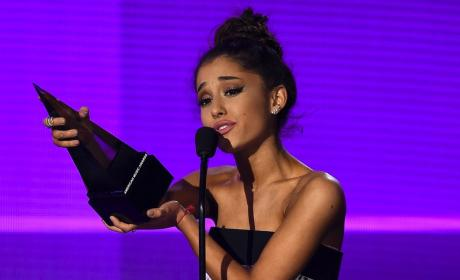 American Music Awards 2015: List of Winners!