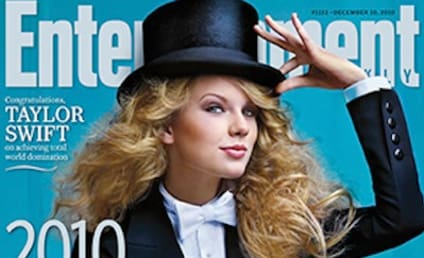 Taylor Swift Named EW Entertainer of the Year