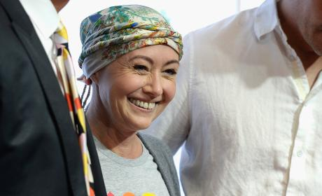 Shannen Doherty Shares Her Cancer Journey With Fans