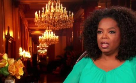 Oprah Winfrey Talks Return to Acting