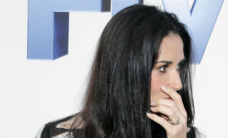 "Demi Moore ""Sick"" Over Rihanna-Ashton Kutcher Sex Rumors; Singer Insists She's ""Single"""