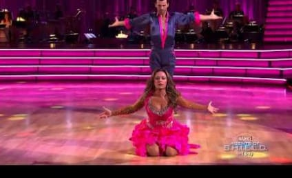 Leah Remini: Scientology Wants Me to FAIL on Dancing With the Stars!