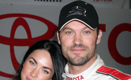 Megan Fox and Brian Austin Green: Peeved at Shia LaBeouf!