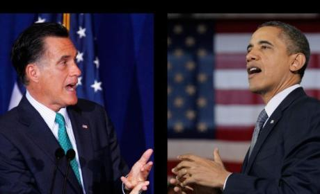 Who won the third presidential debate of 2012?