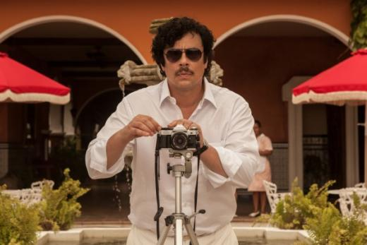 Benicio Del Toro as Pablo Escobar