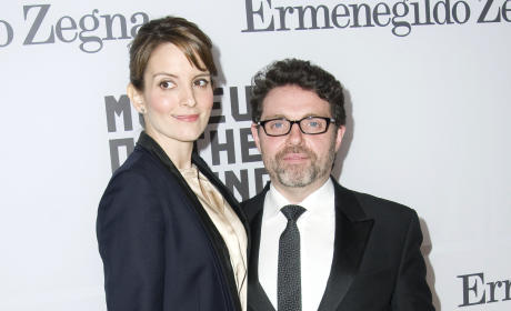 Tina Fey Welcomes Baby Girl #2!