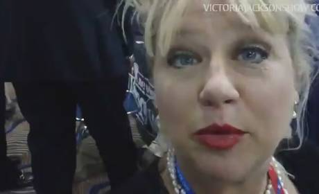 Victoria Jackson Talks Abortion, Rape