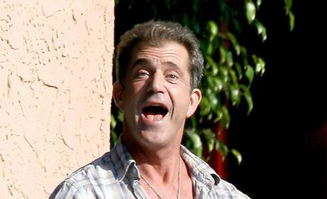 For Mel Gibson, The Bottle Beckons...