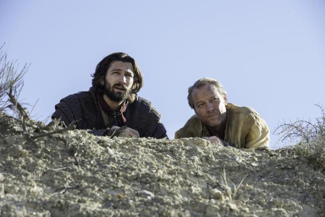 Daario and Jorah: On the Hunt