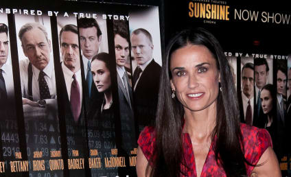 Demi Moore at Movie Premiere: Thin & Ringed