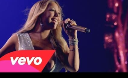 "Mariah Carey Makes Like The Bachelorette for ""Infinity"" Music Video"