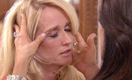 Kim Richards is a Mess