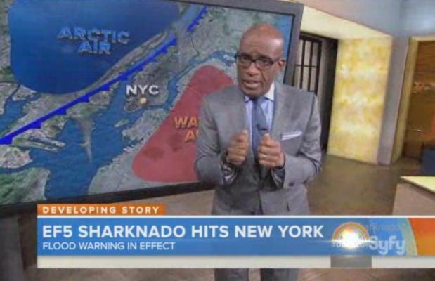Dangerous Weather Report