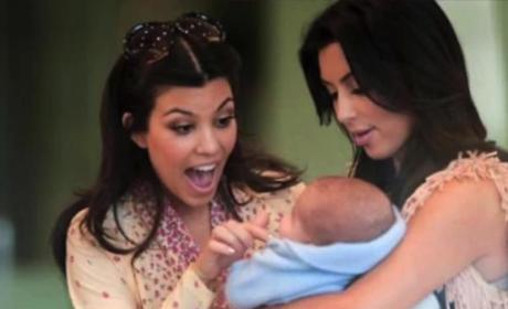 Kim Kardashian Baby Pic: The Latest Fake-Out