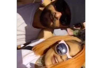 Kylie & Kendall Jenner Party With Scott Disick at Coachella: WATCH!
