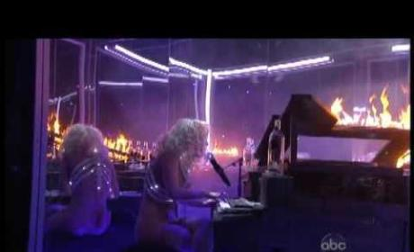 Lady Gaga American Music Awards Performance