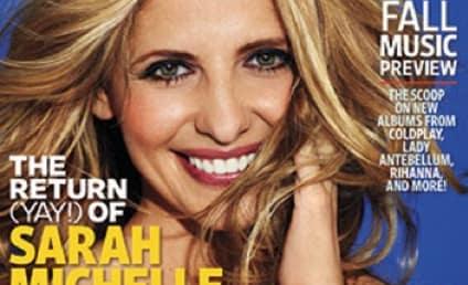 Sarah Michelle Gellar Speaks on Return to Television
