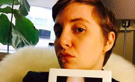 Look What Lena Dunham Has!