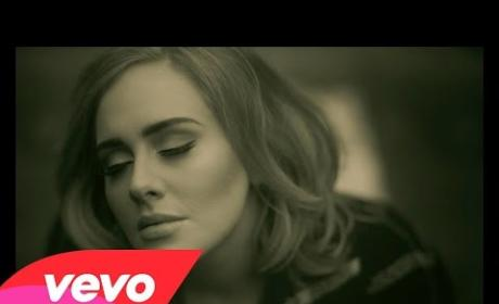 "Adele Says ""Hello"" with New Song, Video"