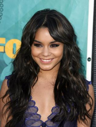 Vanessa on Red Carpet
