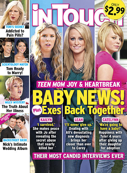 Teen Mom Baby News!