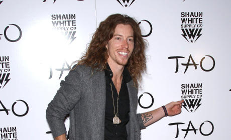 Bar Refaeli and Shaun White: Random Couple Alert!