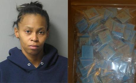 Mother Arrested After Toddler Brings 249 Bags of Heroin to Daycare