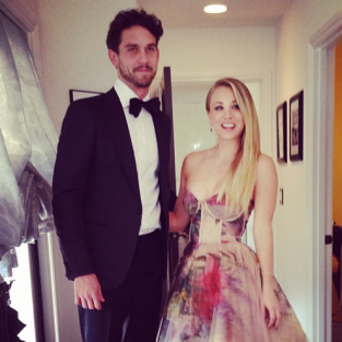 Kaley Cuoco, Husband