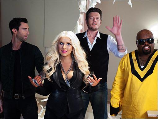 The Voice Season 2 Pic