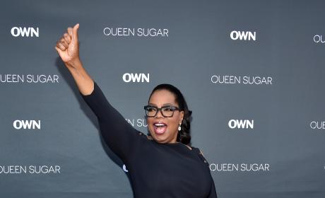 Yay for Oprah!