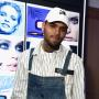 Chris Brown Weight Loss Photo