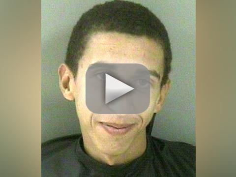 Drunk Man Tries to Urinate Out of Cop Car Window
