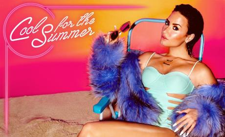 "Demi Lovato Drops Latest Track, Is ""Cool for the Summer"""