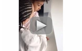 Kanye West Surprises Kim Kardashian With Orchestra Serenade for Mother's Day!