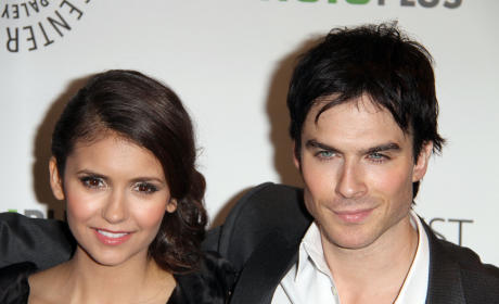 Ian Somerhalder and Nina Dobrev: It's Over!