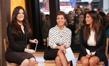 Khloe Kardashian on Fertility Problem: It's Tough...