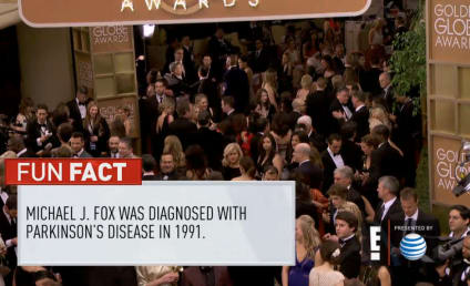 "E! Refers to Michael J. Fox's Parkinson's Disease as ""Fun Fact,"" Apologizes"