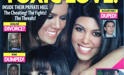 "Tabloids Take Readers Inside ""Private Hell"" of Kardashian Relationships"